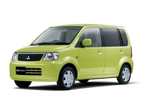 Mitsubishi eK Wagon  12.2004 - 08.2006