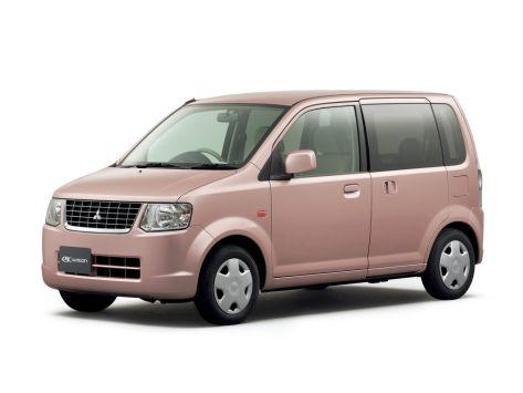 Mitsubishi eK Wagon  08.2008 - 05.2013
