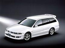 Mitsubishi Legnum рестайлинг, 1 поколение, 08.1998 - 08.2002, Универсал