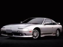 Nissan 180SX рестайлинг 1996, купе, 1 поколение