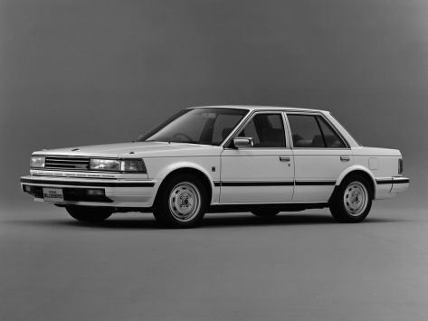 Nissan Bluebird Maxima (PU11) 10.1984 - 12.1985