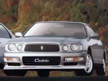 Nissan Cedric рестайлинг 1997, седан, 9 поколение, Y33