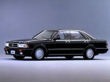 Nissan Cedric рестайлинг 1989, седан, 7 поколение, Y31