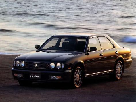 Nissan Cedric (Y32) 06.1993 - 05.1995