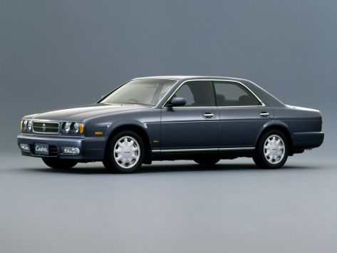 Nissan Cedric (Y32) 06.1991 - 05.1993