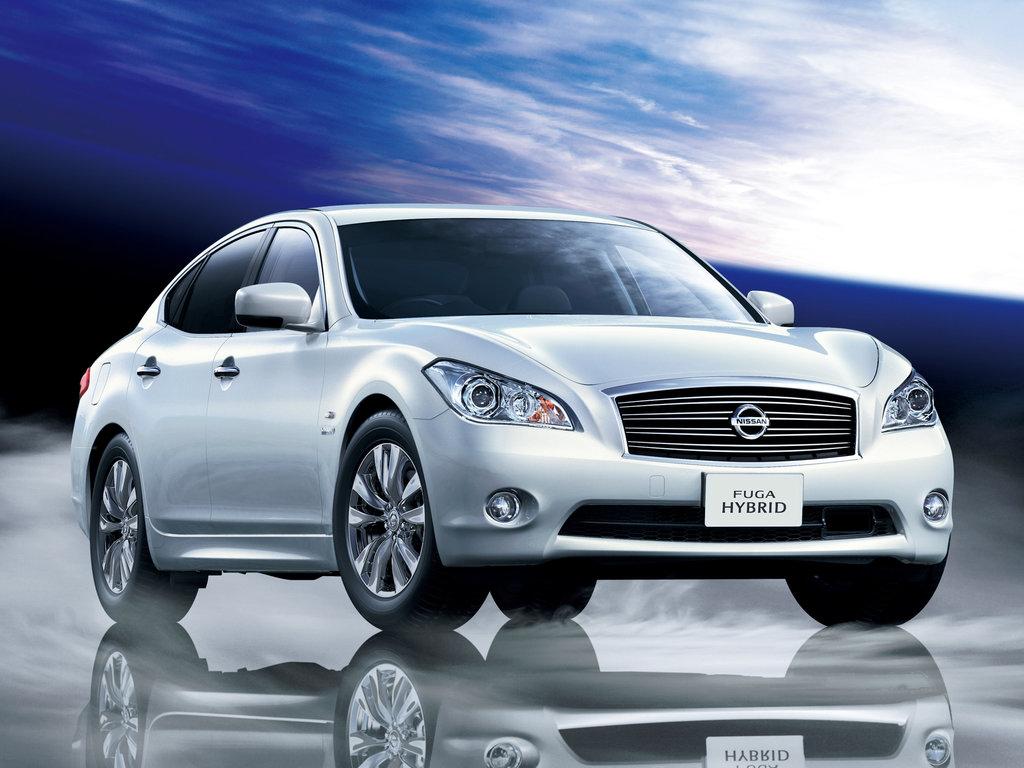 Nissan Fuga 2010 2011 2012 2013 2014 седан 2