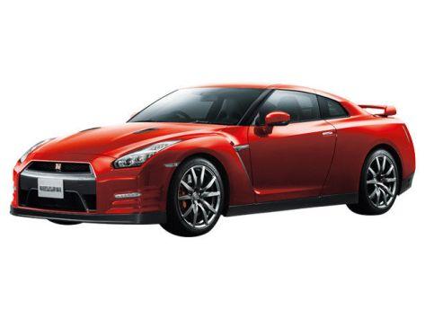 Nissan GT-R (R35) 12.2013 - 06.2016