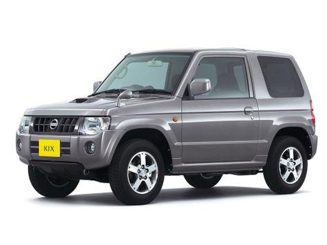 Nissan Kix  10.2008 - 06.2012