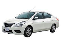 Nissan Latio рестайлинг, 1 поколение, 10.2014 - 12.2016, Седан