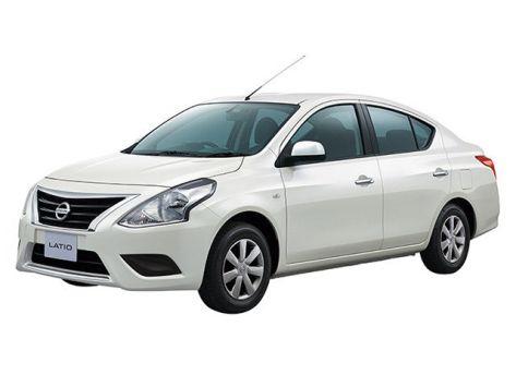 Nissan Latio (N17) 10.2014 - 12.2016