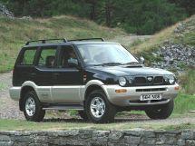 Nissan Mistral рестайлинг 1997, джип/suv 5 дв., 1 поколение, R20