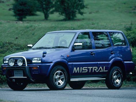 Nissan Mistral (R20) 06.1994 - 12.1996