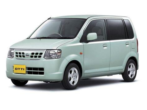 Nissan Otti (H92) 09.2008 - 06.2013