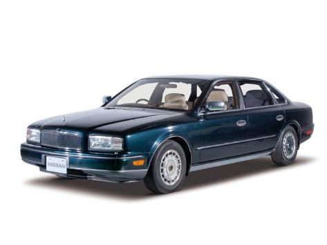 Nissan President (JG50) 10.1989 - 11.1998