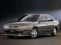 Nissan Primera Camino рестайлинг 1997, седан, 2 поколение, P11