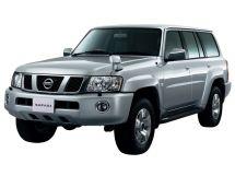Nissan Safari 3-й рестайлинг 2004, джип/suv 5 дв., 2 поколение, Y61