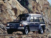 Nissan Safari 1987, джип/suv 5 дв., 1 поколение, Y60