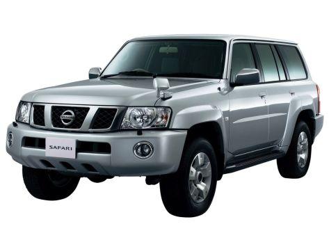 Nissan Safari (Y61) 08.2004 - 06.2007