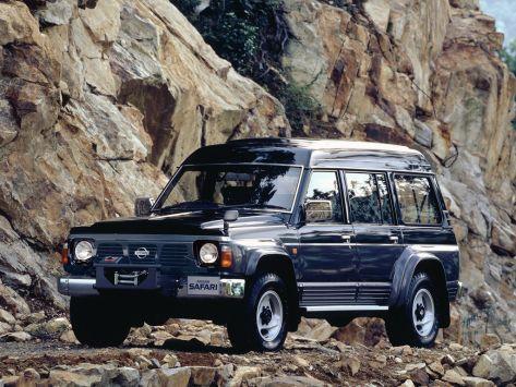 Nissan Safari (Y60) 10.1987 - 07.1993