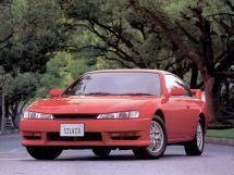 Nissan Silvia рестайлинг 1996, купе, 6 поколение, S14