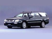 Nissan Stagea рестайлинг, 1 поколение, 08.1998 - 09.2001, Универсал