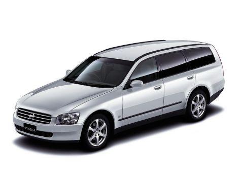 Nissan Stagea (M35) 10.2001 - 07.2004