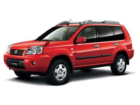 Nissan X-Trail (T30) 06.2003 - 07.2007