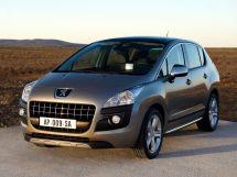 Peugeot 3008 2010, suv, 1 поколение