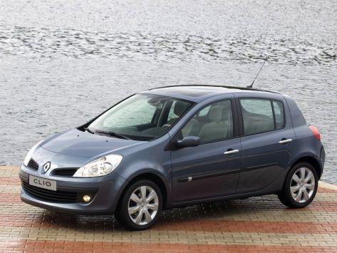 Renault Clio  09.2005 - 06.2009