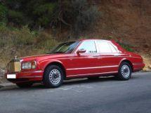 Rolls-Royce Park Ward 2000, седан, 1 поколение