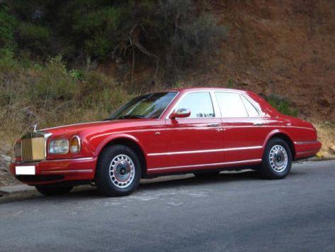 Rolls-Royce Park Ward  03.2000 - 09.2002