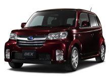 Subaru Dex 1 поколение, 11.2008 - 07.2012, Хэтчбек 5 дв.