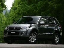 Suzuki Escudo рестайлинг, 3 поколение, 06.2008 - 06.2012, Джип/SUV 5 дв.