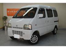 Suzuki Every 4 поколение, 01.1999 - 07.2005, Минивэн