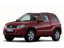 Suzuki Grand Vitara рестайлинг 2008, джип/suv 3 дв., 2 поколение