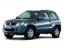 Suzuki Grand Vitara 2 поколение, 09.2005 - 07.2008, Джип/SUV 3 дв.