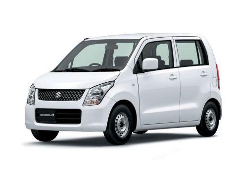 Suzuki Wagon R  09.2008 - 08.2012