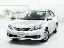Toyota Allion рестайлинг 2010, седан, 2 поколение, T260