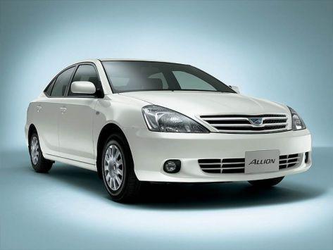 Toyota Allion (T240) 12.2001 - 11.2004