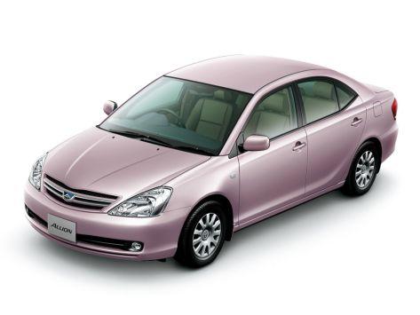Toyota Allion (T240) 12.2004 - 05.2007