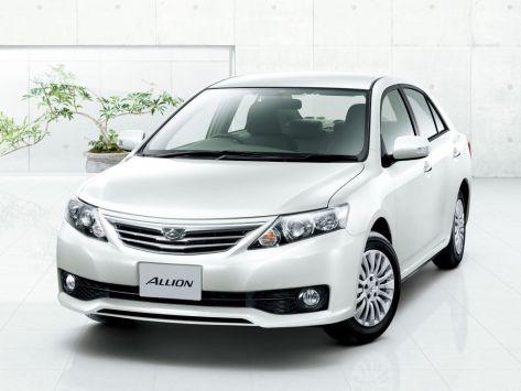 Toyota Allion (T260) 04.2010 - 05.2016