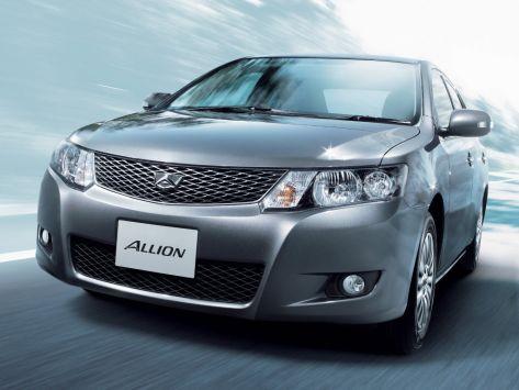 Toyota Allion (T260) 06.2007 - 03.2010