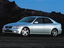 Toyota Altezza рестайлинг, 1 поколение, 05.2001 - 07.2005, Седан