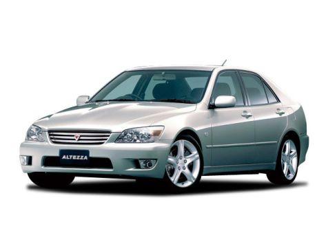 Toyota Altezza (XE10) 10.1998 - 04.2001