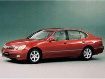 Toyota Aristo рестайлинг, 2 поколение, 07.2000 - 11.2004, Седан
