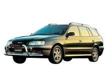 Toyota Caldina рестайлинг 1996, универсал, 1 поколение, T190