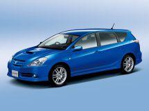 Toyota Caldina рестайлинг, 3 поколение, 01.2005 - 05.2007, Универсал