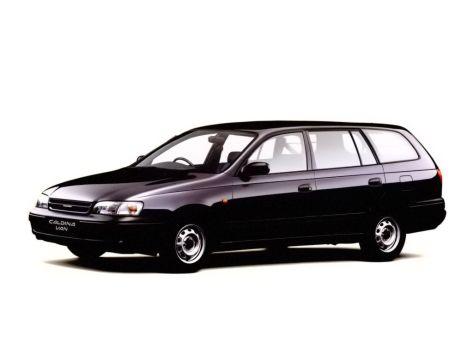 Toyota Caldina T190