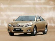 Toyota Camry рестайлинг, 7 поколение, 01.2009 - 08.2011, Седан
