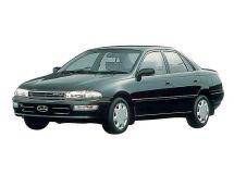 Toyota Carina 1992, седан, 6 поколение, T190